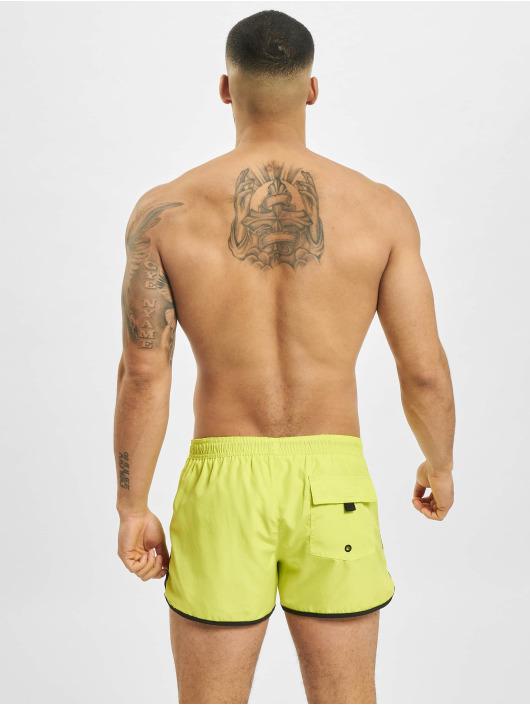Champion Short de bain Legacy Swim jaune