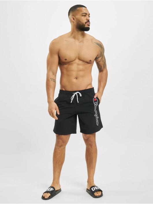 Champion Short de bain Rochester noir