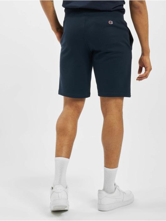 Champion Shorts C-Logo blau