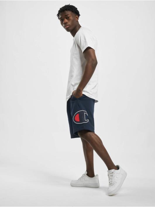 Champion Shorts Rochester Bermuda blau