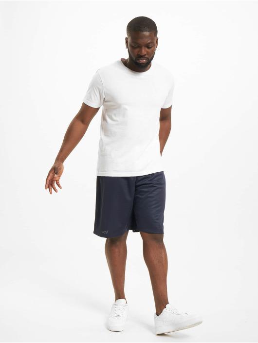 Champion Shorts Bermuda blau