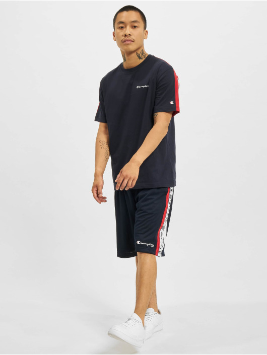 Champion Shorts USA blau
