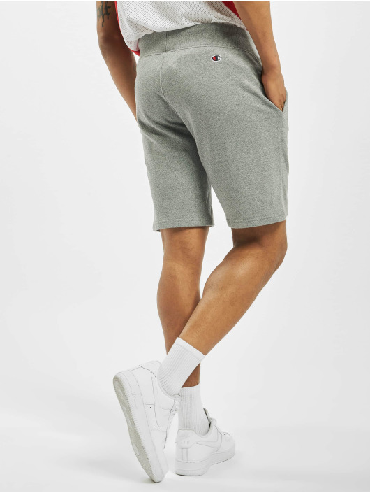 Champion Shorts C-Logo grau