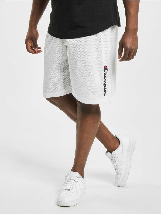 Champion Shorts Bermuda weiß