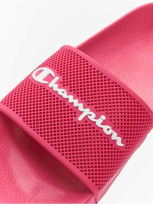 Champion Slipper/Sandaal Legacy Slide Daytona pink