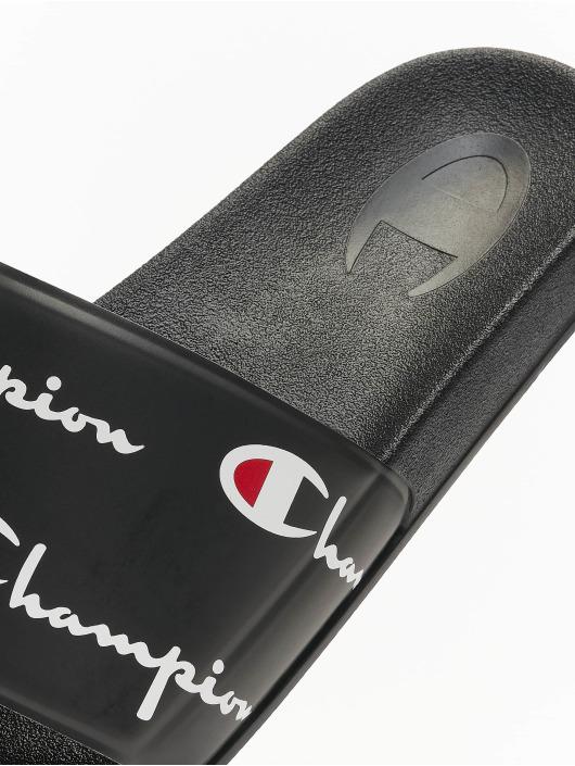 Champion Slipper/Sandaal Premium zwart