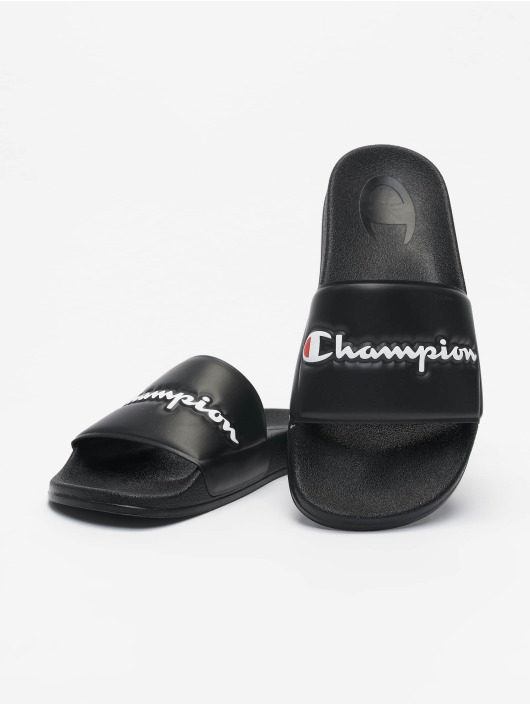 Champion Slipper/Sandaal S10970 zwart