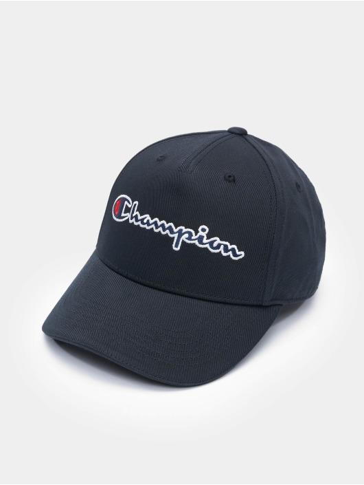 Champion Snapback Caps Basic czarny