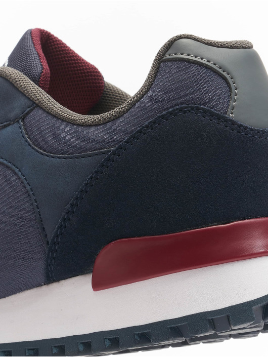 Champion Sneaker DSM Low Cut blau