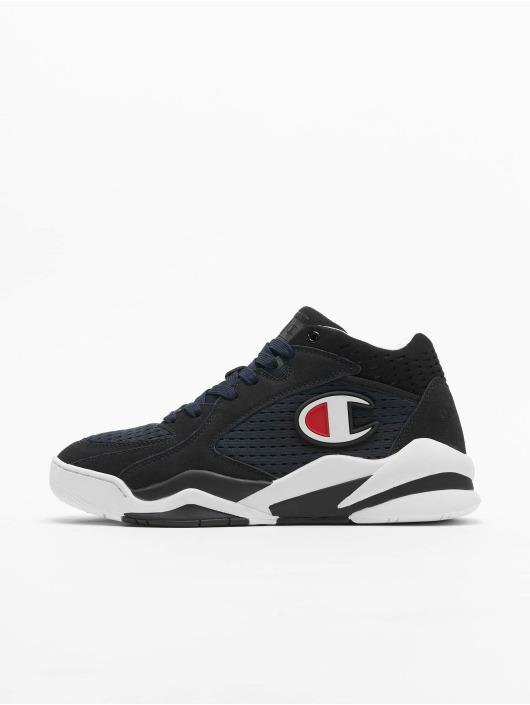 Champion sneaker Zone Mid Mesh blauw