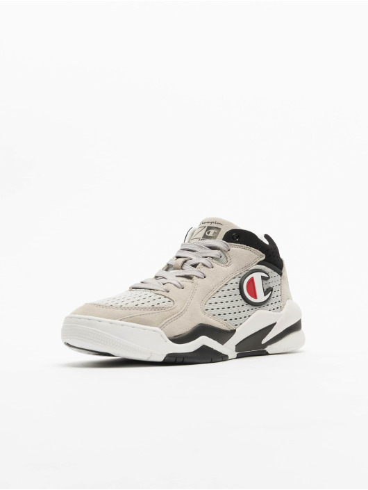 Champion Sneaker Zone Mid Mesh grau