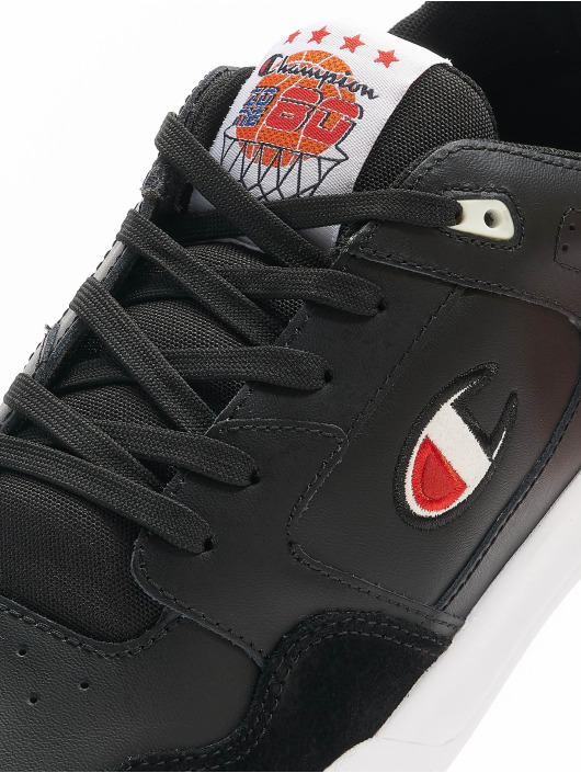 Champion Sneaker Rochester Low Cut Classic Z80 Low schwarz