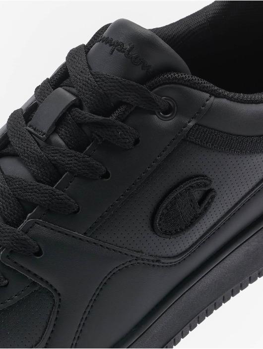 Champion Sneaker Rebound Low schwarz