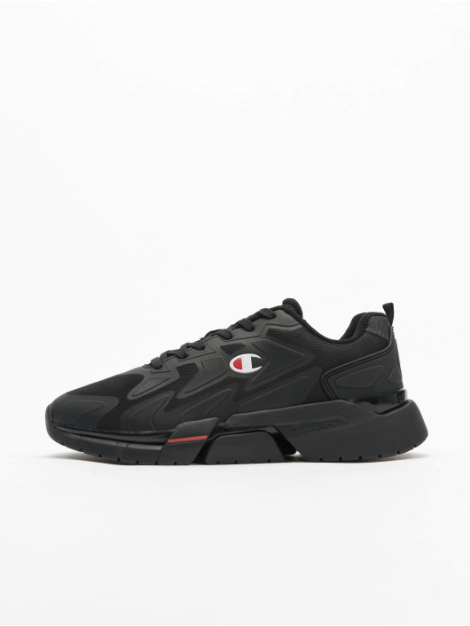Champion Sneaker Lander Core schwarz