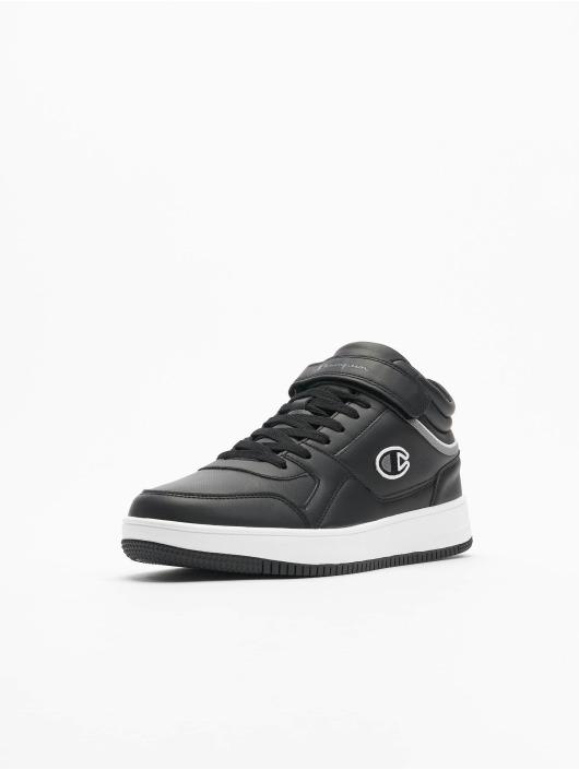 Champion Sneaker Rebound Vintage Mid Cut schwarz