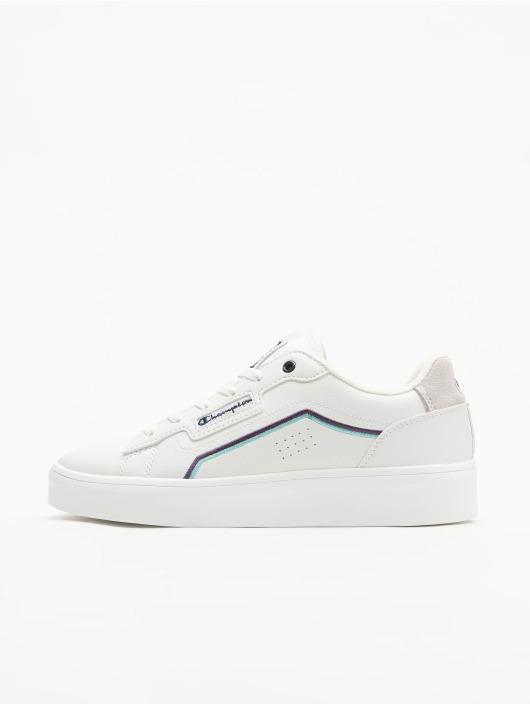 Champion Sneaker Legacy Low Cut San Diego weiß