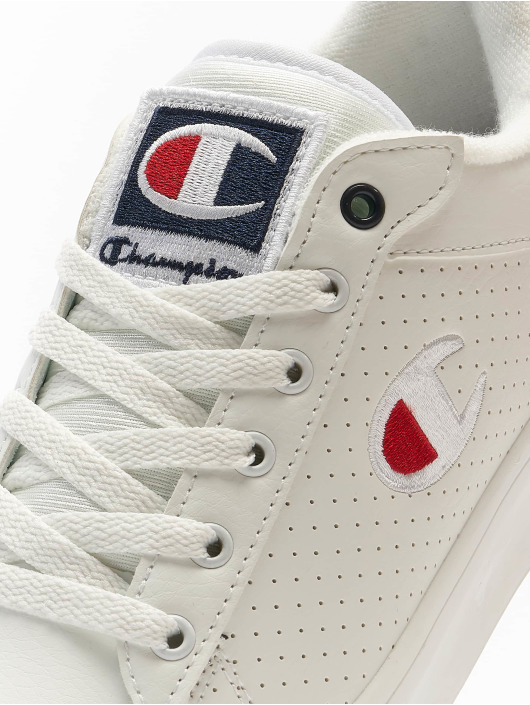Champion Sneaker Legacy Low Cut La Mesa weiß