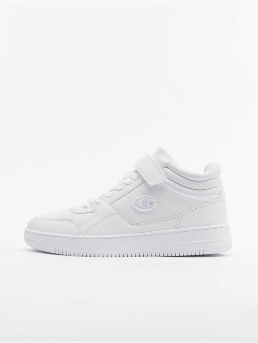 Champion Sneaker Rebound Vintage Mid Cut weiß
