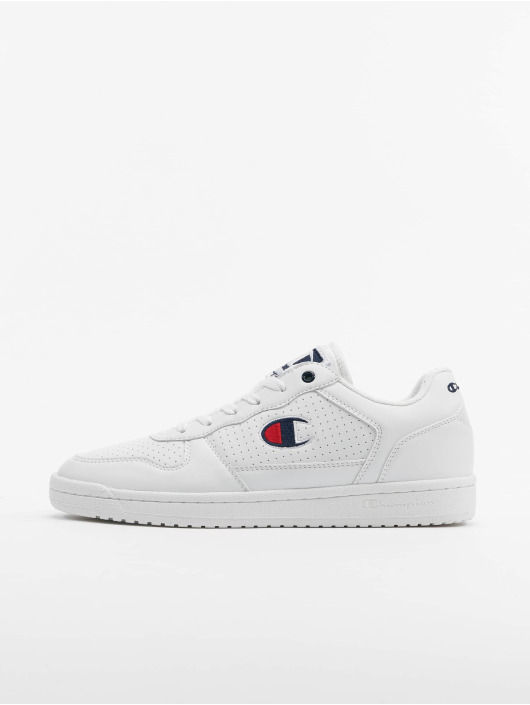 Champion Sneaker Chicago Low Cut weiß