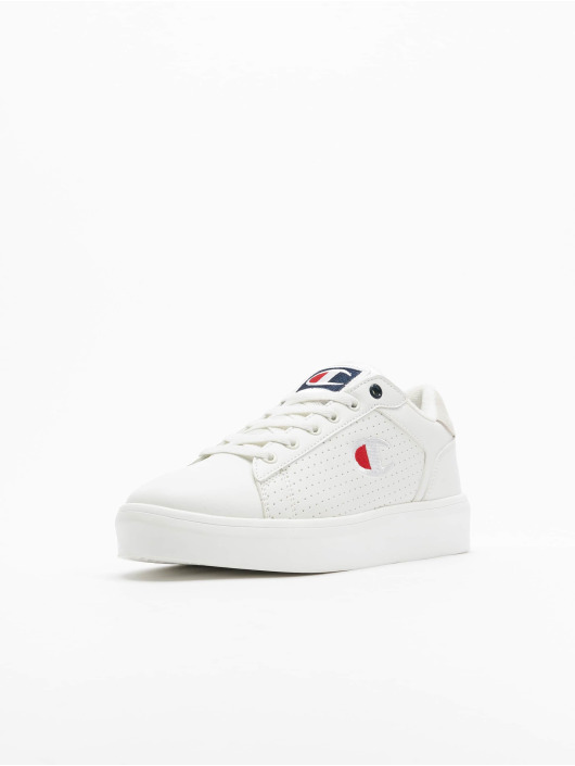 Champion Sneaker La Mesa Low Cut weiß