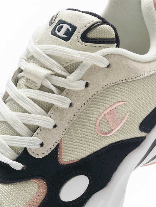 Champion sneaker Conway wit