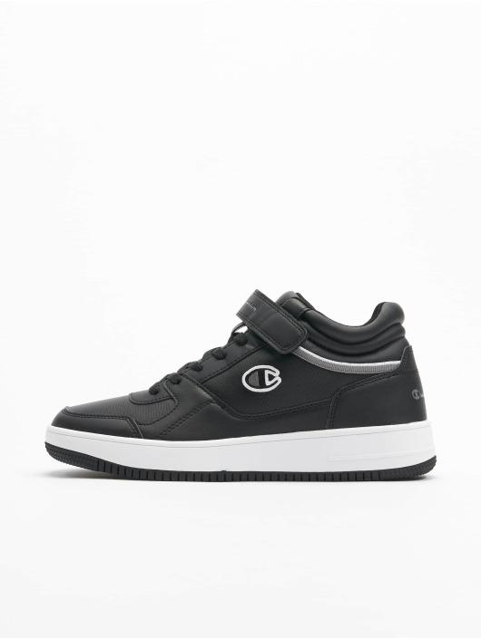 Champion sneaker Legacy Mid Cut Rebound Vintage zwart