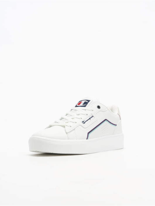 Champion Sneakers Legacy Low Cut San Diego bialy