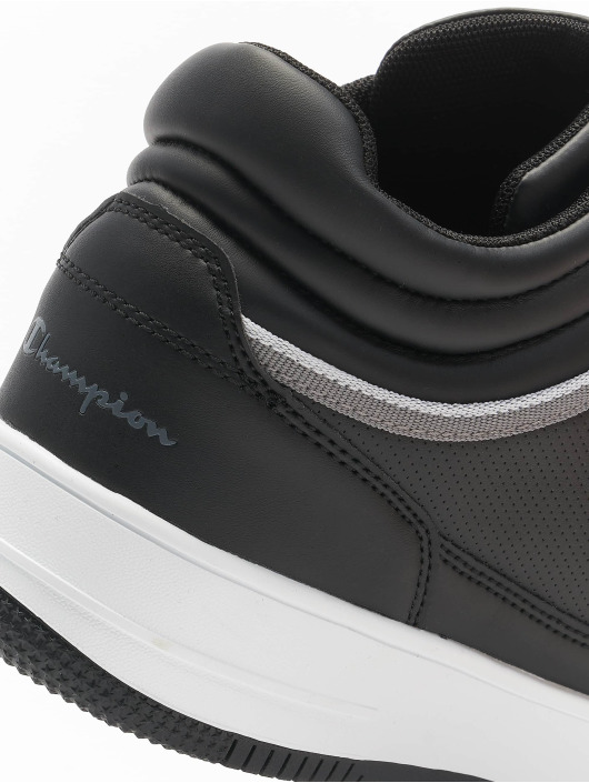 Champion Sneakers Rebound Vintage Mid Cut czarny