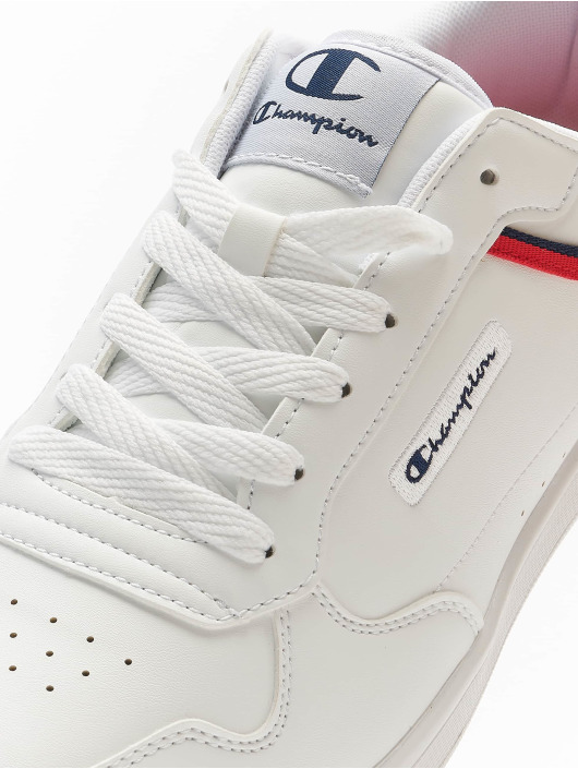 Champion Sneakers Legacy Low Cut New Court hvid