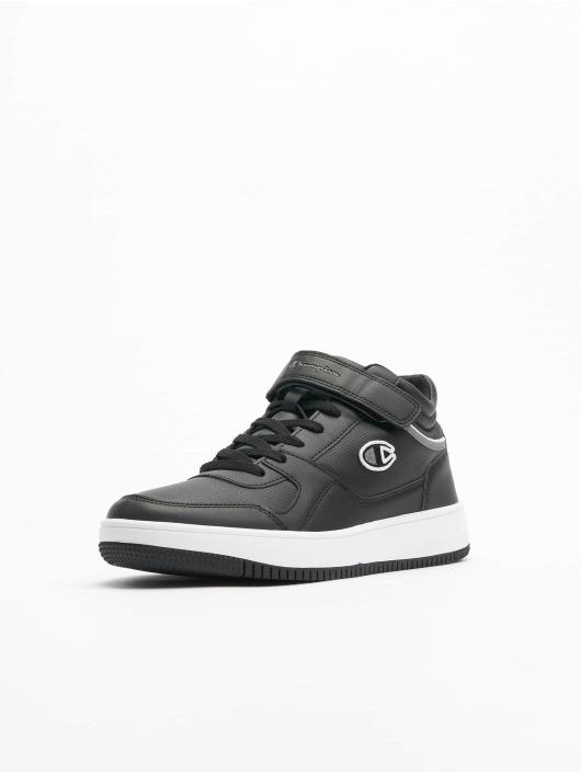 Champion Sneakers Legacy Mid Cut Rebound Vintage svart