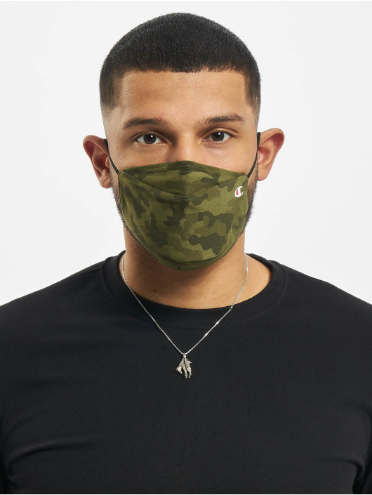 Champion Sonstige Facemask camouflage