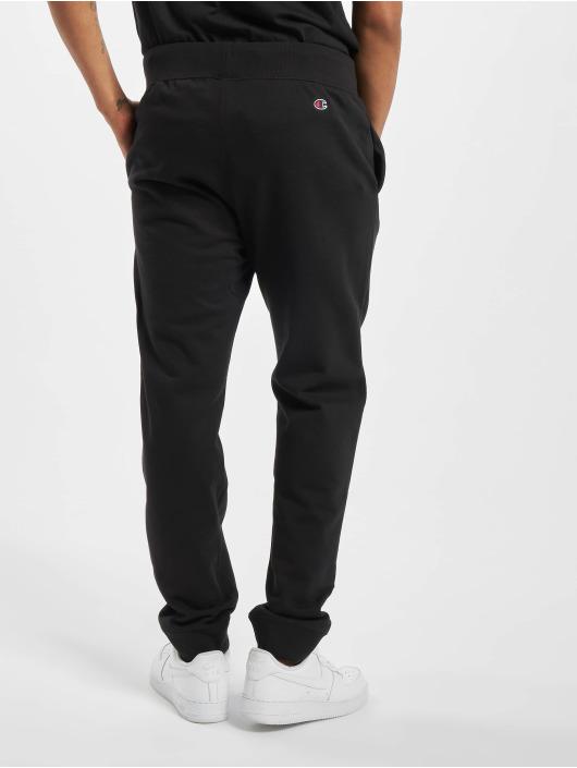 Champion Spodnie do joggingu Rochester czarny