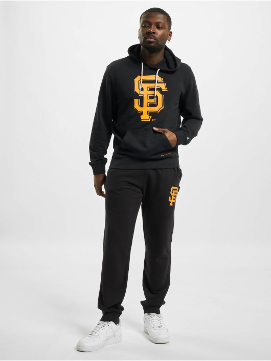 Champion Spodnie do joggingu Legacy San Francisco Giants czarny