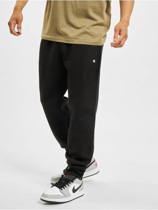 Champion Spodnie do joggingu Basic II czarny