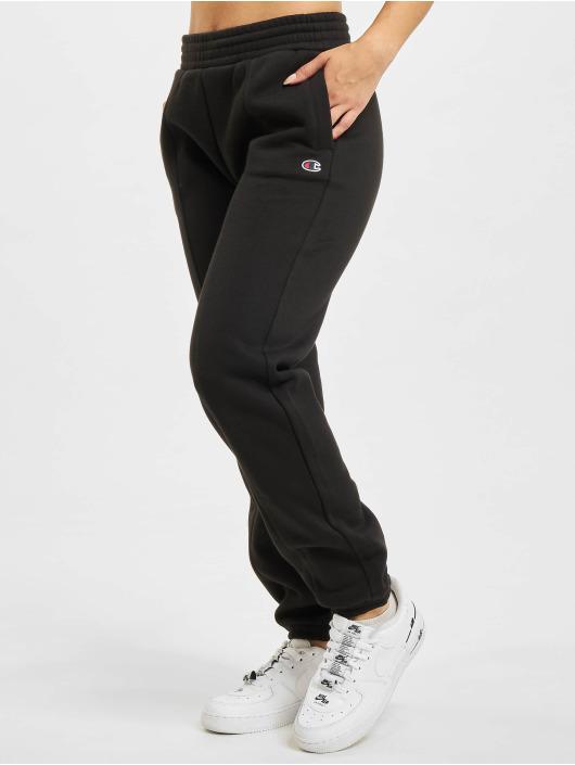 Champion Spodnie do joggingu Elastic Cuff czarny