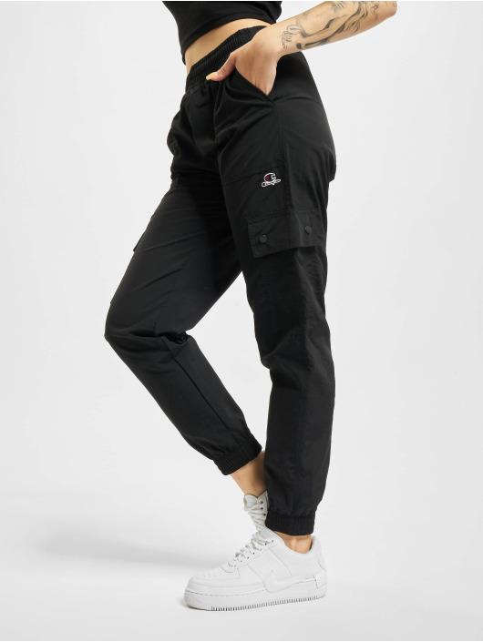 Champion Spodnie do joggingu Cargo czarny