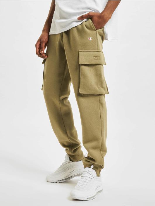 Champion Spodnie do joggingu Cargo khaki