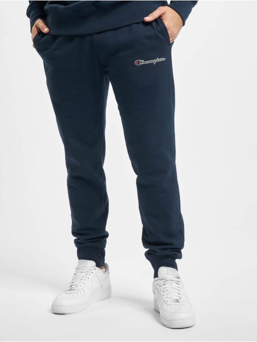 Champion Spodnie do joggingu Rochester niebieski