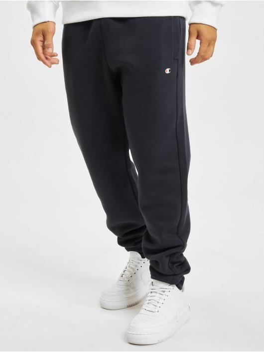 Champion Spodnie do joggingu Basic niebieski