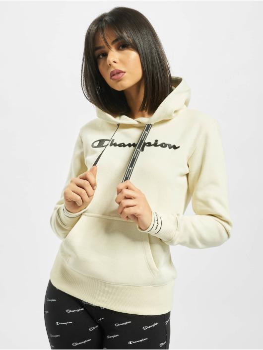 Champion Sudadera Hooded blanco