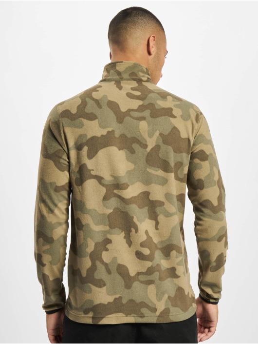 Champion Sweat & Pull Half Zip camouflage