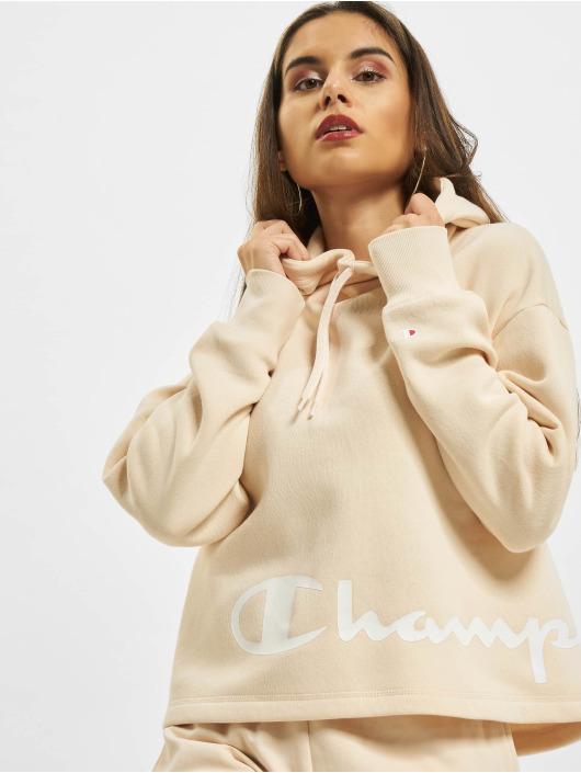 Champion Sweat capuche Oversize beige