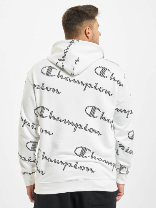 Champion Legacy Hoody WhiteAllover Chp7368