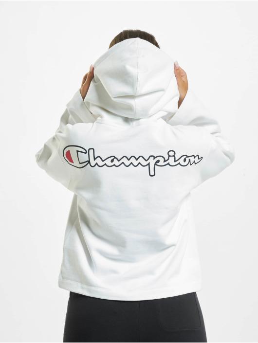 Champion Sweat capuche Rochester blanc