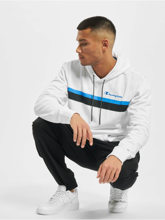 Champion Sweat capuche Legacy blanc