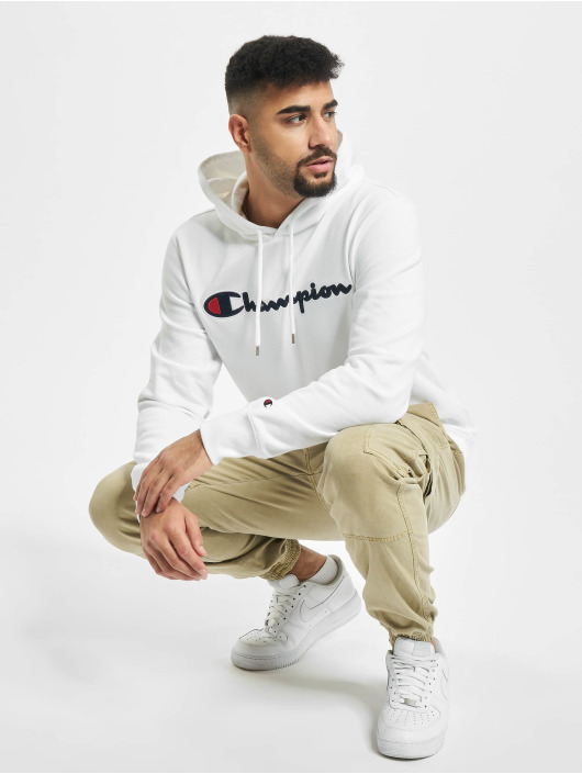 Champion Sweat capuche Rochester blanc