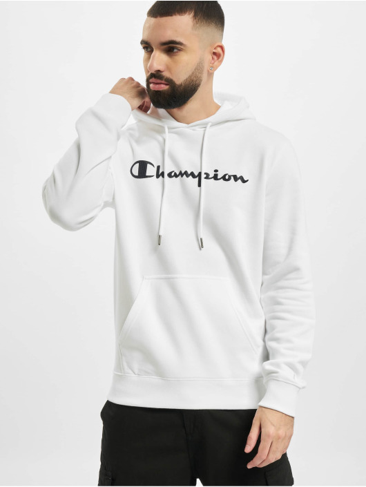 Champion Sweat capuche Legacy blanc