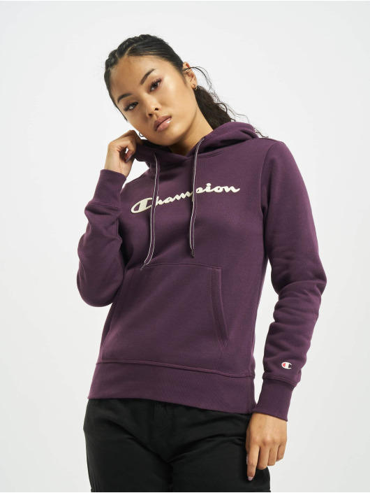 Champion Sweat capuche Legacy pourpre