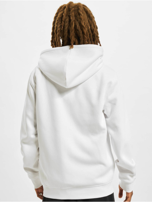 Champion Sweat capuche zippé Basic blanc