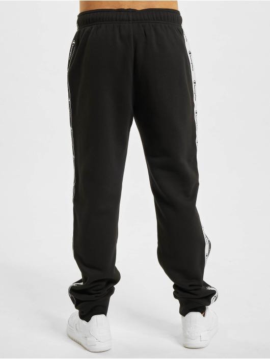 Champion Sweat Pant Logo Tape black